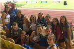 US Sanfront al meeting di atletica di Monaco